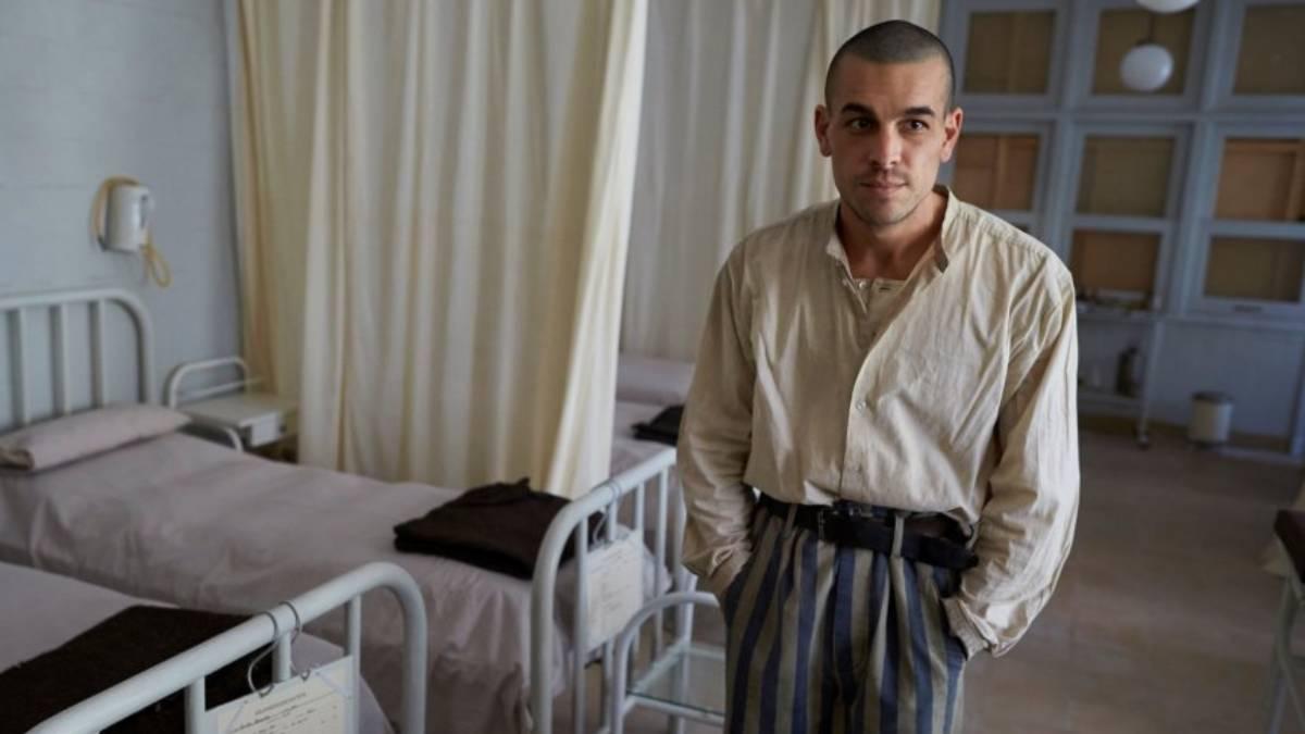 Mario Casas En El Fotógrafo De Mauthausen