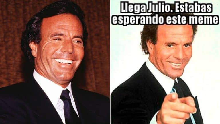Memes Llega Julio