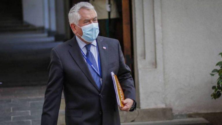 Ministro Paris Da Negativo En Su Test PCR  No Tiene Covid