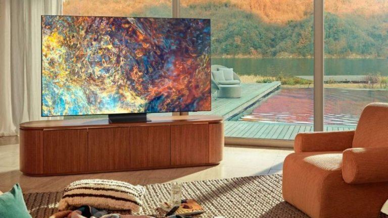 Neo QLED  ¡Conoce La Nueva Línea De Smart TV 2021 De Samsung!