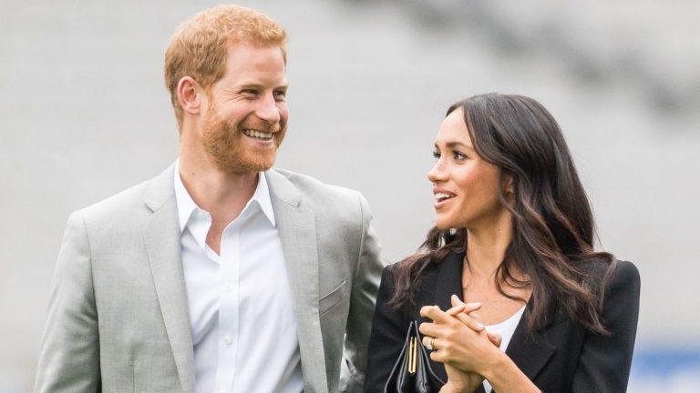 Príncipe Harry Y Meghan  ¿Informaron A La Reina Isabel Del Nombre Lilibet?