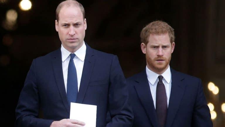 Príncipe William No Quiere Hablar Con Harry  No Le Ve Sentido A Su Relación