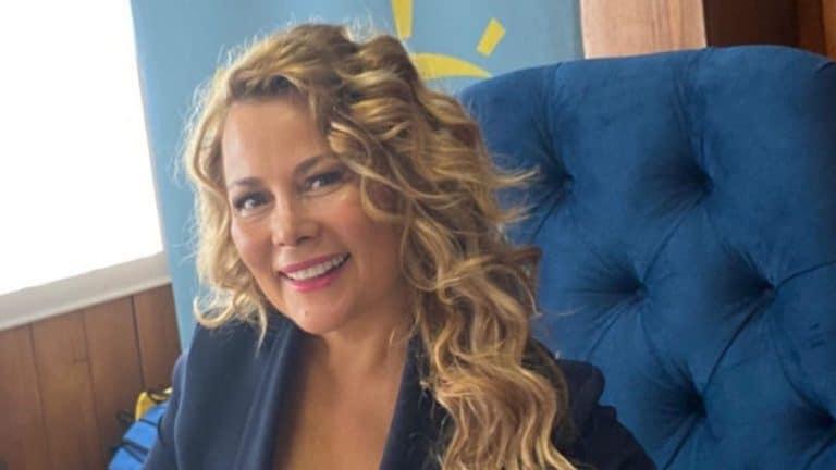 Cathy Barriga Polémica Yegua