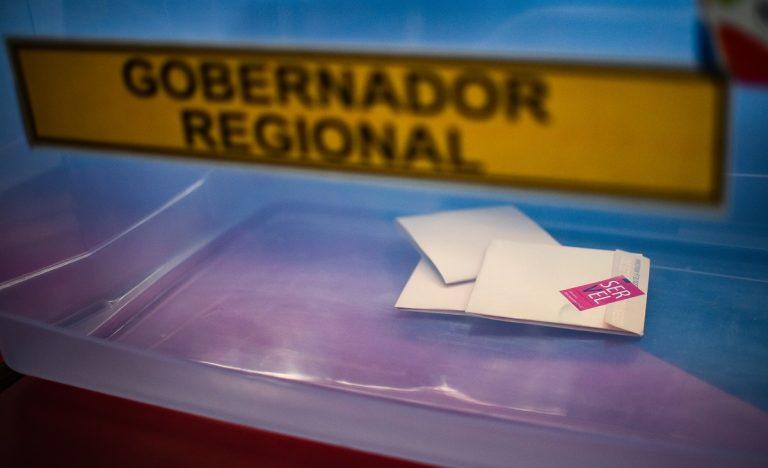 cuantas regiones votaran por gobernadores este domingo
