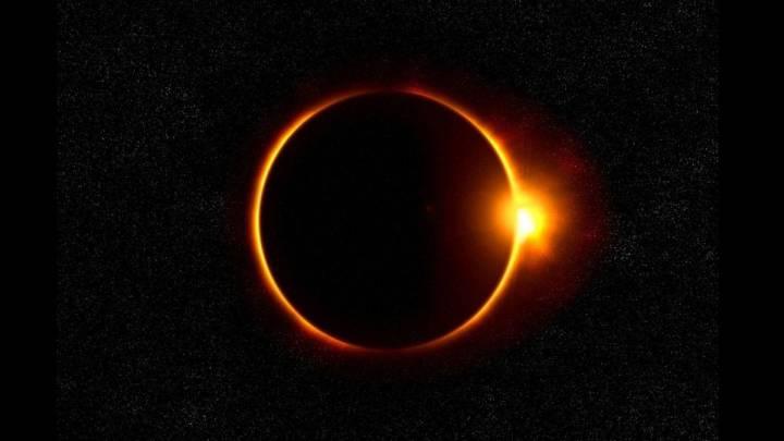 Eclipse Anular Solar Junio