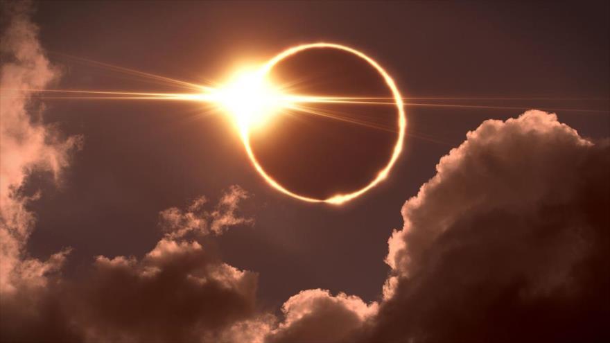 Eclipse Solar Parcial 2021