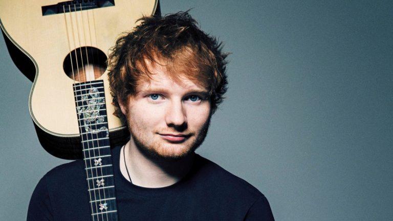 Ed Sheeran Nueva Canción