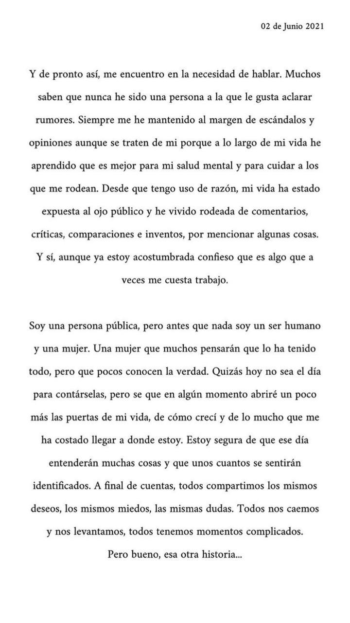 Hija De Luis Miguel 1