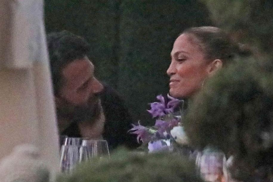 Jennifer Lopez Y Ben Affleck Nobu