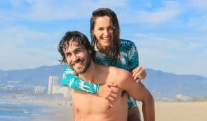 Juanita Ringeling Y Matias Assler Ya Serian Padres
