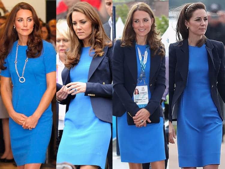 Kate Middleton Recicla Looks