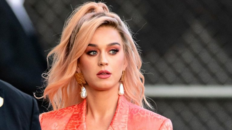 Katy Perry Habló Sobre Declive