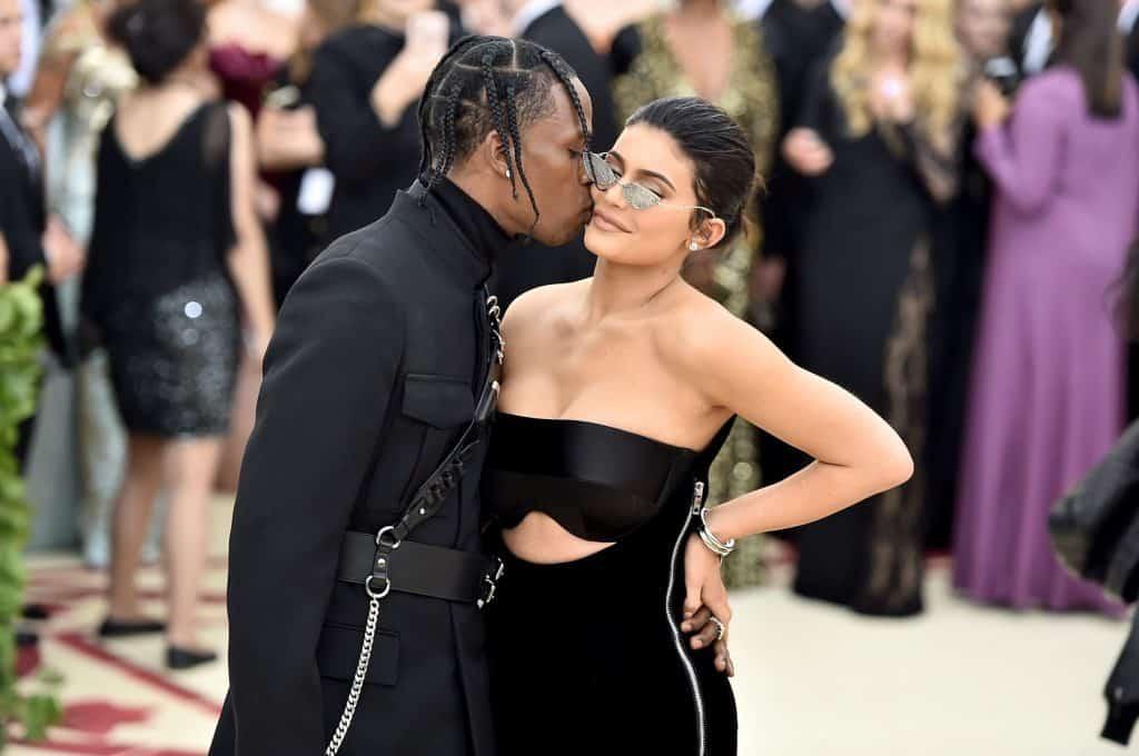 Kylie Jenner Pareja