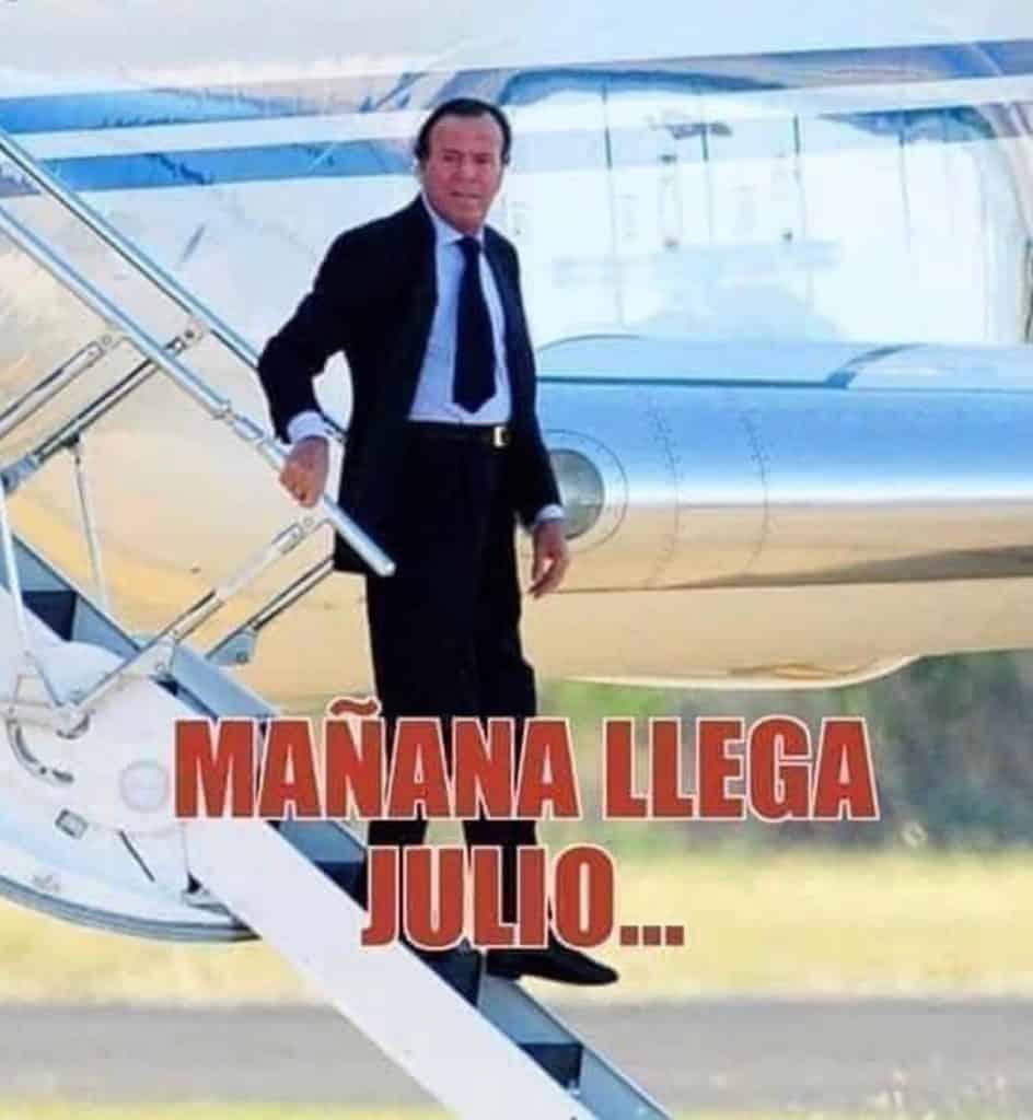Llaga Julio Memes