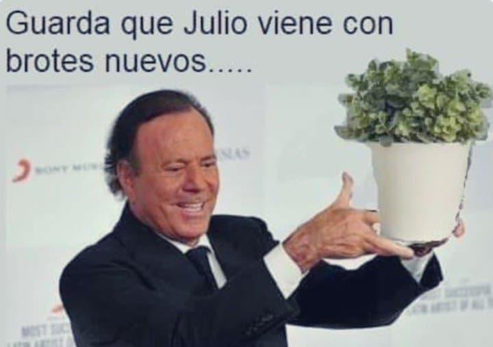 Los Memes Que Deja Julio Iglesias