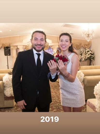 Matrimonio En Las Vegas De Daniela Y Felipe Avello
