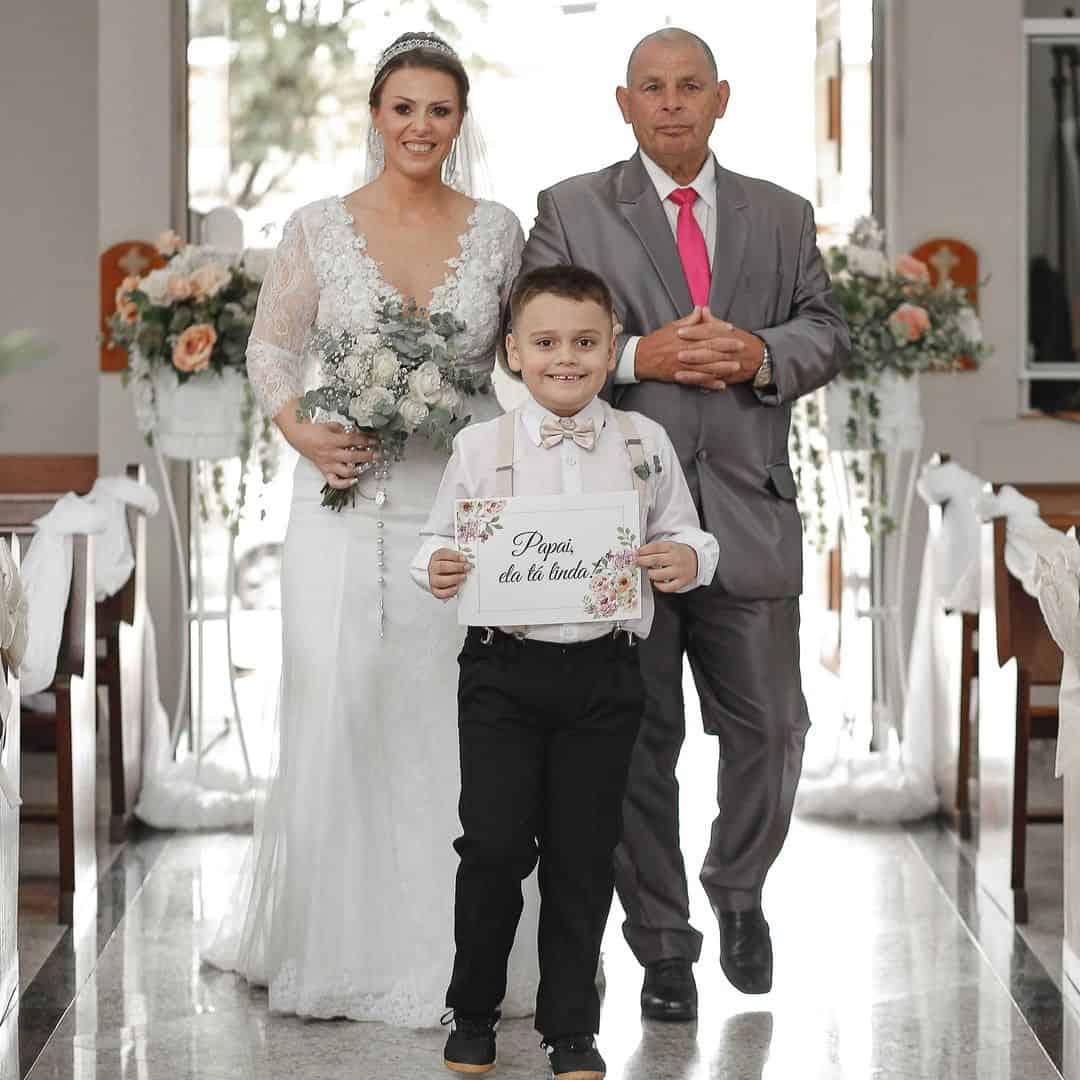 Matrimonio Enfocado En Su Hijo Autista