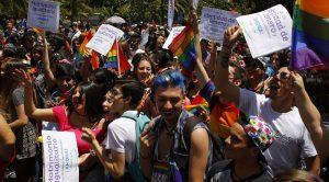 Marcha Por La Igualdad Santiago Parade