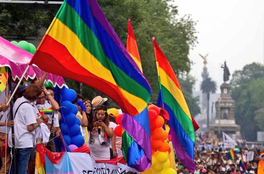 Mes Del Orgullo Gay