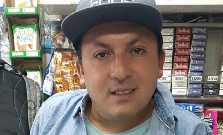 Miguel Angel Zamora Imputado Menor 13 Años Desaparecida