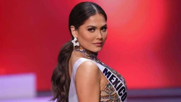 Miss Universo Andrea Meza Tiene Novio