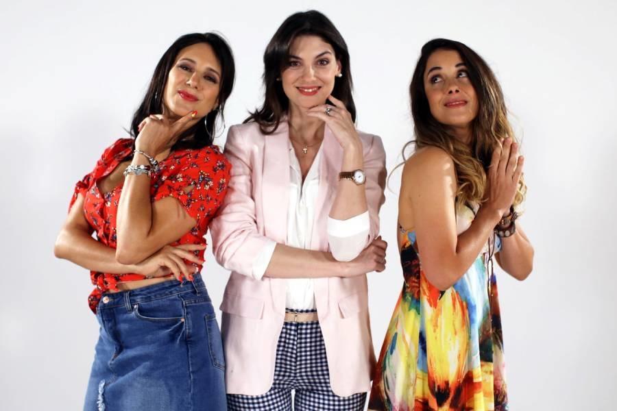 Paloma Moreno, Blanca Lewin, Elisa Zulueta