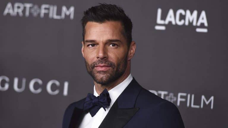 Ricky Martin Reflexión