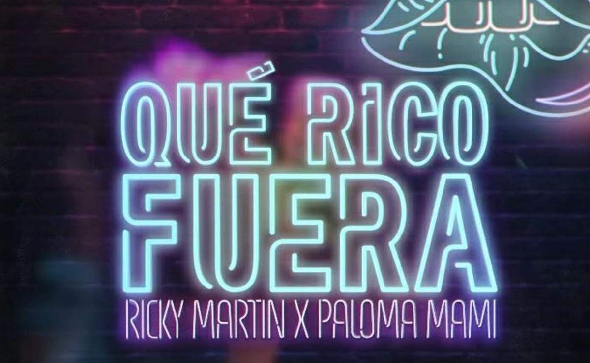 Ricky Paloma Mami Estreno