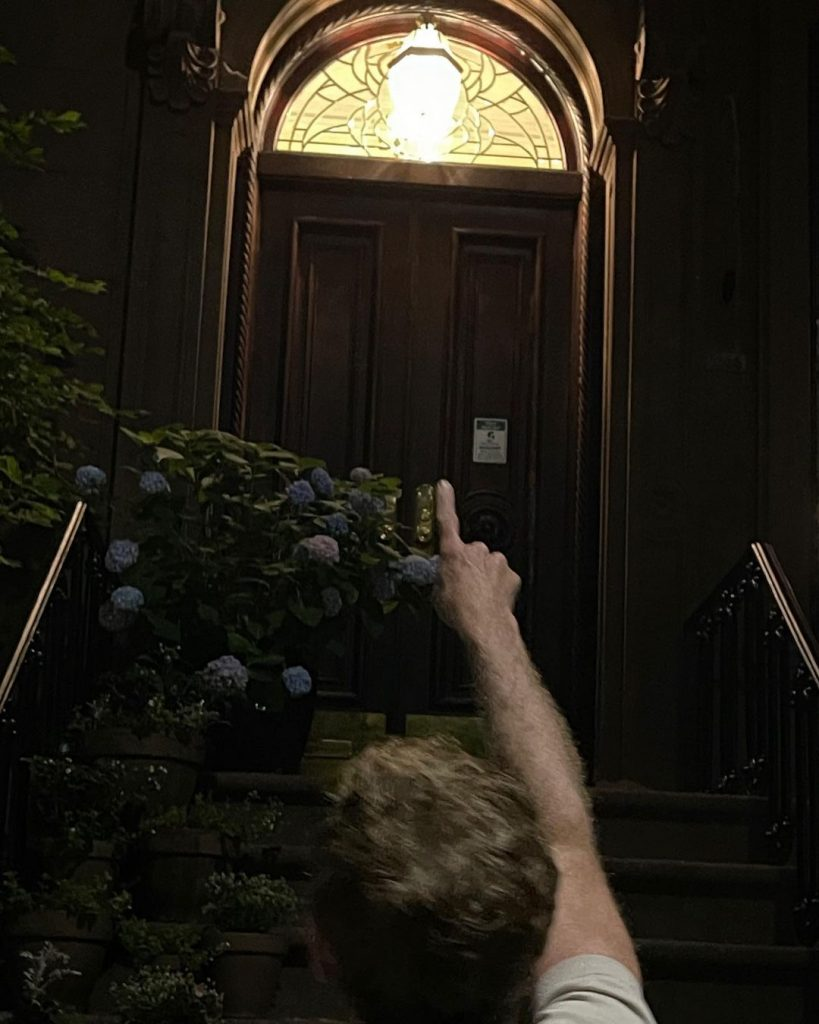 Sarah Jessica Parker Puerta Casa