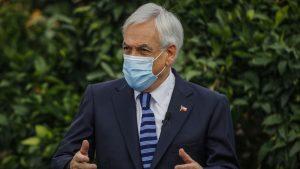 Sebastián Piñera Promulgó