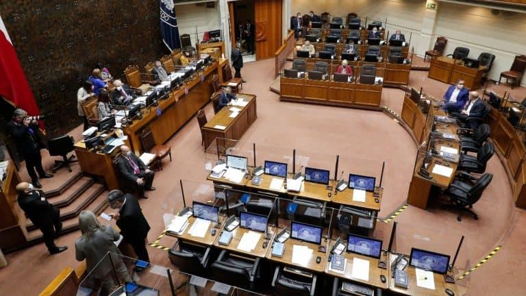 Senado Aprobó Veto Presidencial