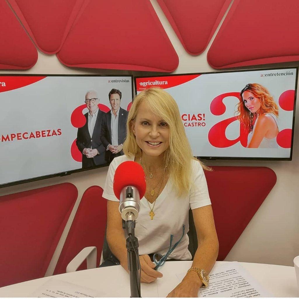 Cecilia Bolocco en Viva