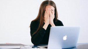7 Formas De Que El Estrés Está Afectando A Tu Cuerpo