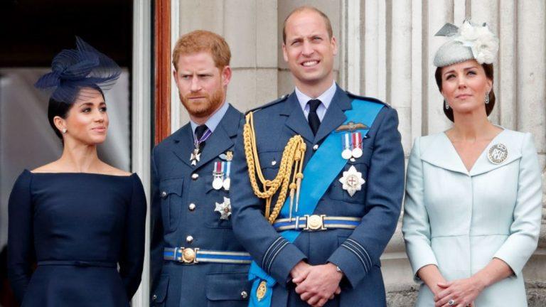 Acusa Al Príncipe William De Hipócrita Por No Defender A Meghan Markle