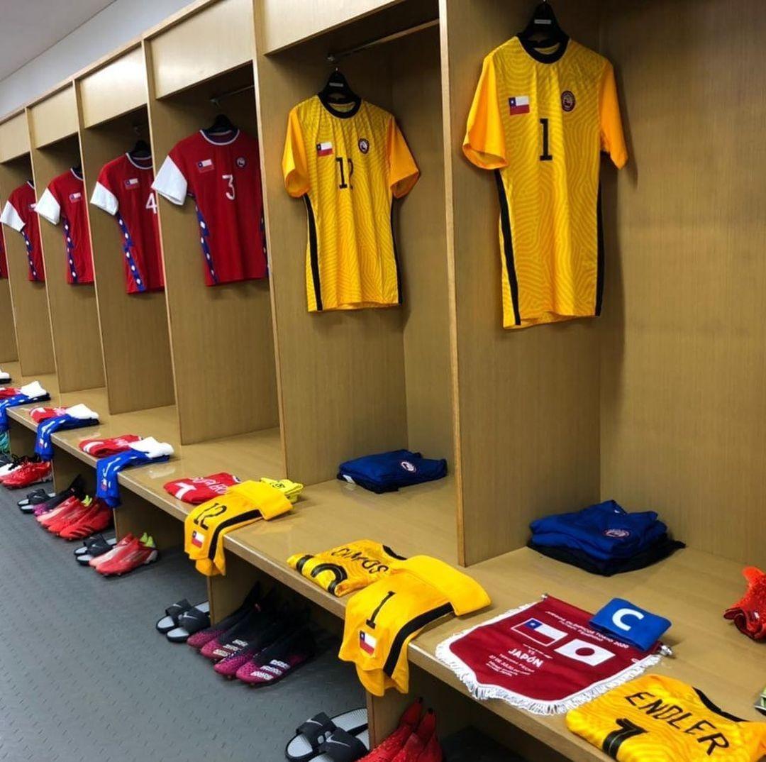 Camarin Chile Contra Japón