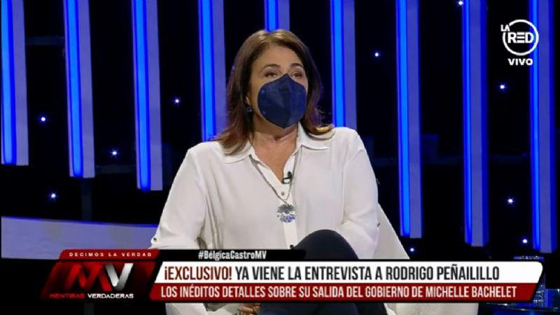 Esperanza Silva y Catalina Saavedra se defienden tras acusaciones del hijo de Bélgica Castro