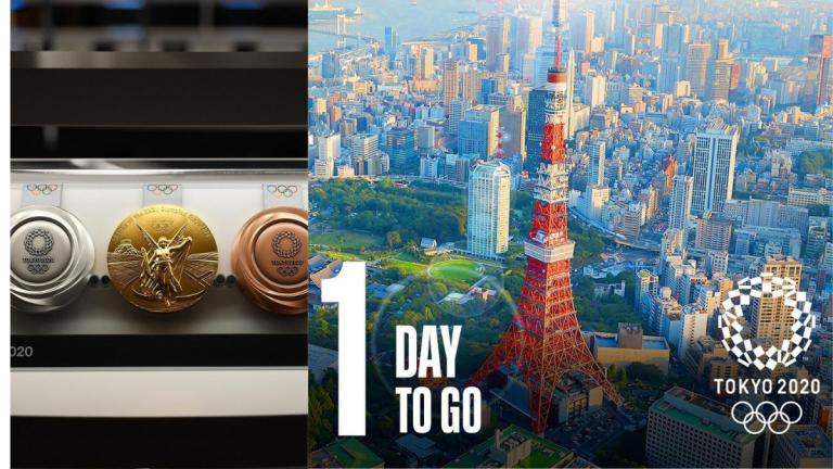 Ceremonia De Inauguración Juegos Olímpicos Tokio 2020 (2)