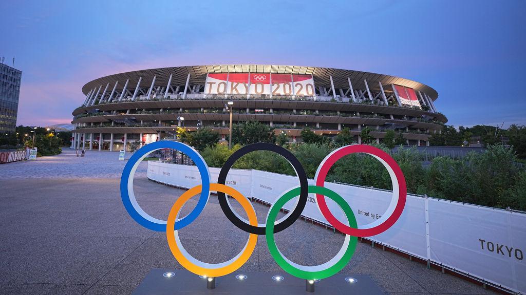 Ceremonia inaugural Juegos Olímpicos Tokio 2020