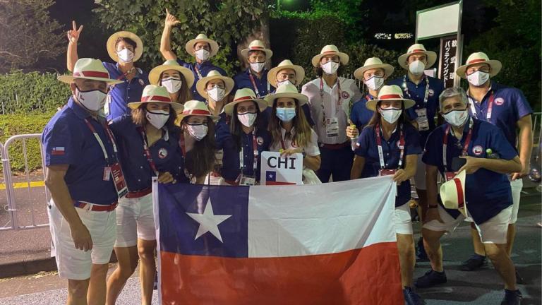 Chile En Los Juegos Olímpicos De Tokio 2020
