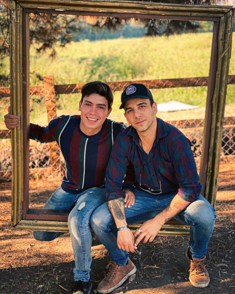 ¡Feliz y enamorado! Christian Ocaranza relata su pololeo puertas adentro