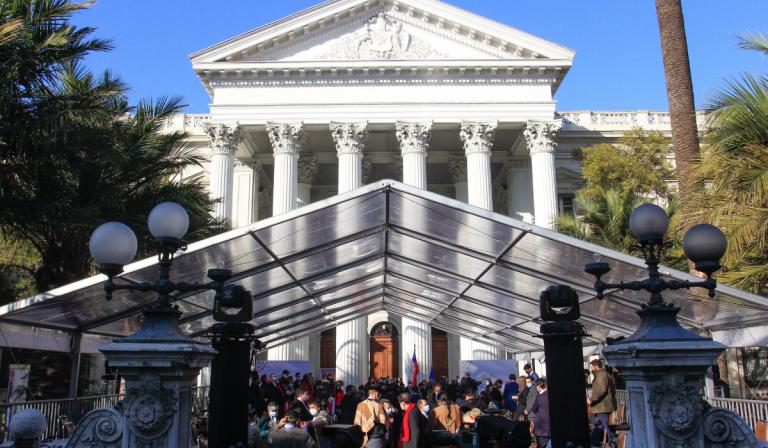 Convencion Constitucional Chile 2021
