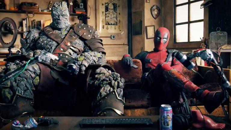 Deadpool Y El Personaje De Marvel, Korg