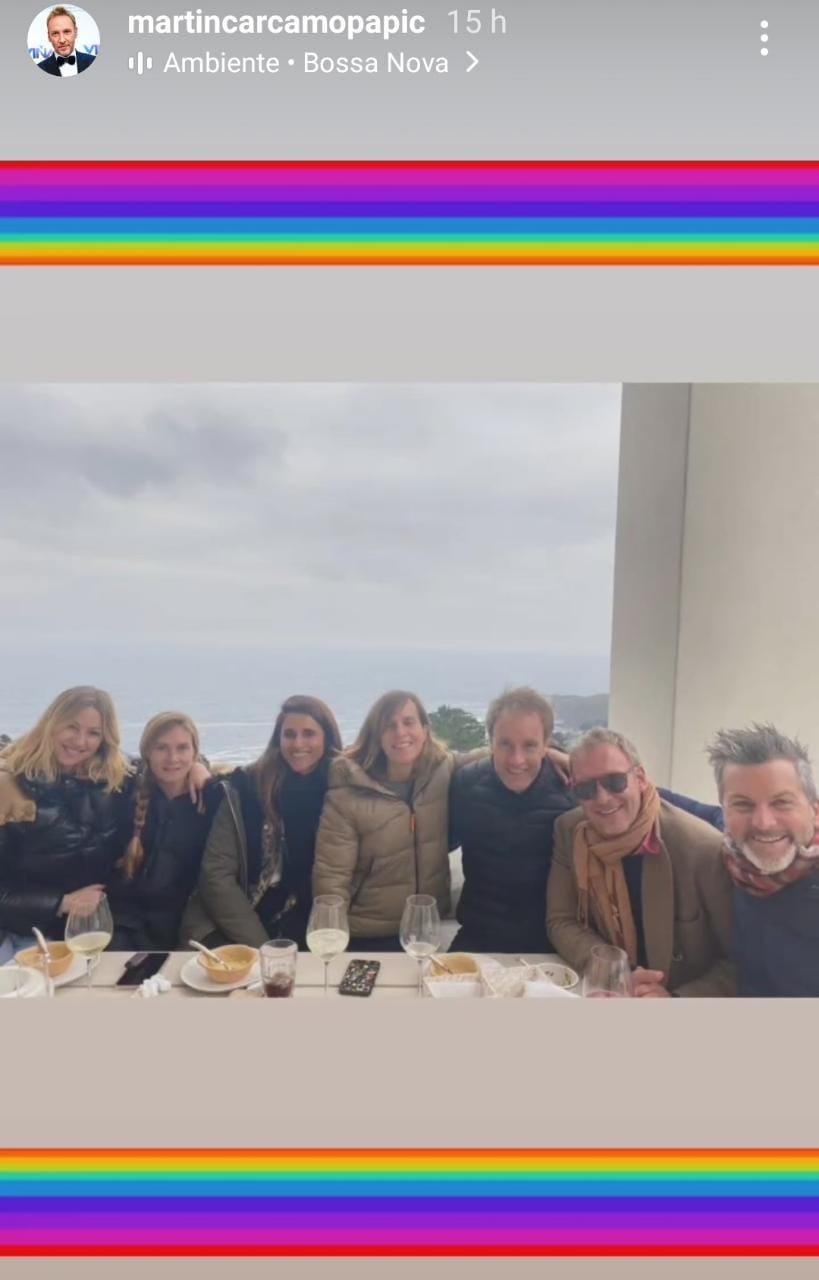 Diana Y Su Familia En La Playa