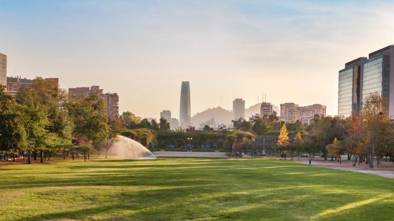 Parques abiertos en Santiago: Los lugares para recorrer la ciudad