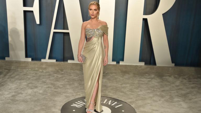 Scarlett Johansson: Embarazada ¡Se acabó el rumor!