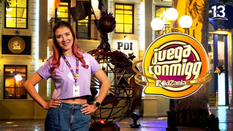 "Carla Jara: Vuelve a la TV con programa infantil de ""Kidzania"" en Canal 13"