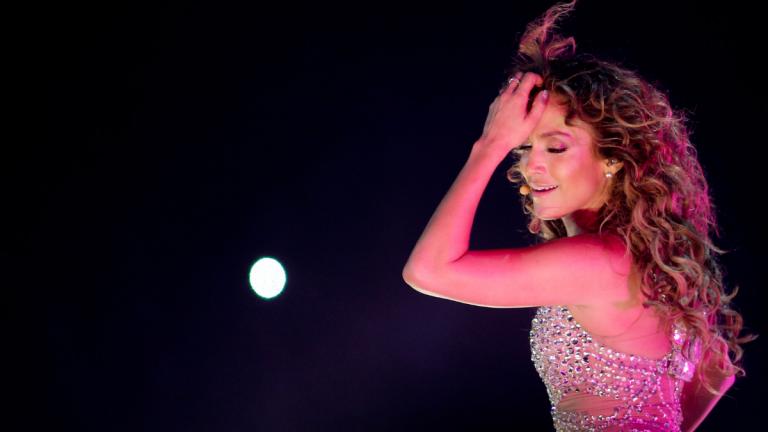 Jennifer Lopez feliz y en su mejor momento ¿Será por Ben Affleck?