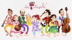 Los Patapelá anuncian concierto gratuito para este sábado 10 de julio