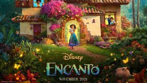 Encanto, Lo Nuevo De Disney