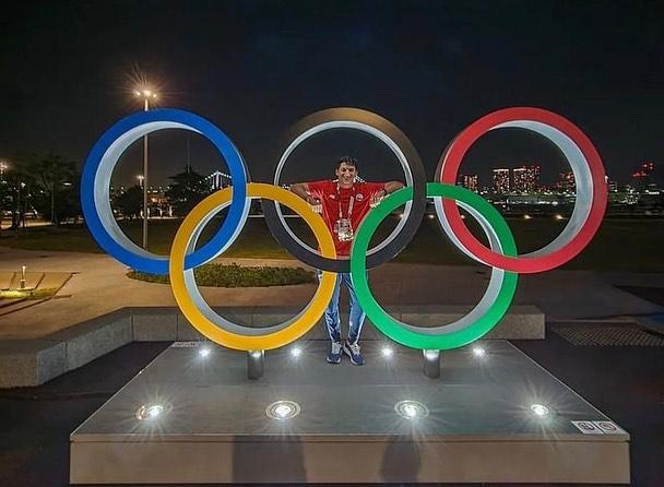 Esteban Grimalt En Tokio 2020